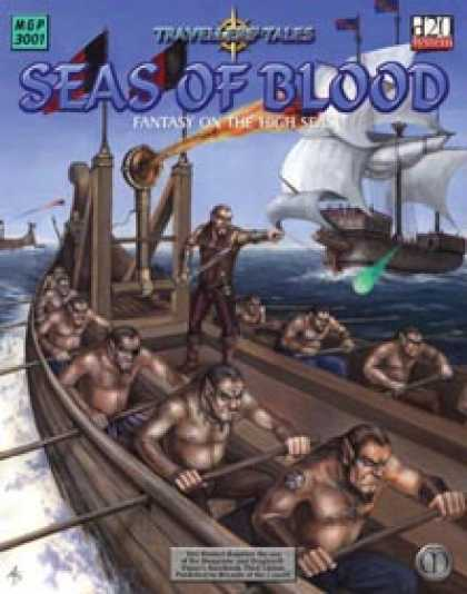 Role Playing Games - Seas of Blood