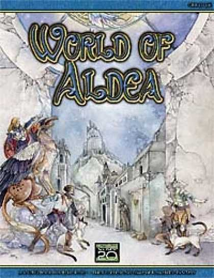Role Playing Games - World of Aldea