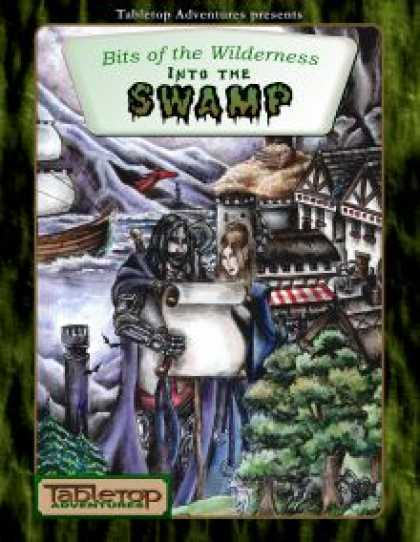 Role Playing Games - Bits of the Wilderness: Into the Swamp