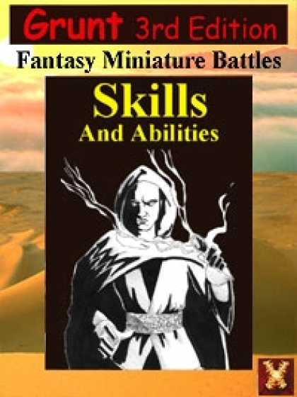 Role Playing Games - 3rd Ed: Grunt Skills & Abilities