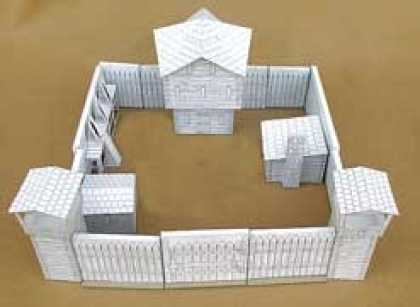 Role Playing Games - Vulture Gulch Modular Fortifications Set