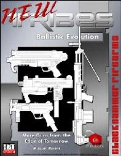 Role Playing Games - BlackHammer Firearms 3: Ballistic Evolution