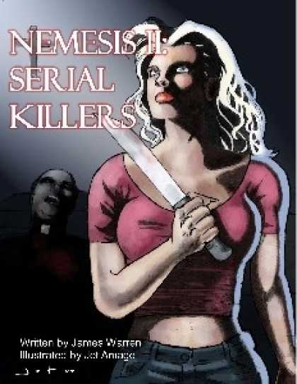 Role Playing Games - Nemesis II: Serial Killers