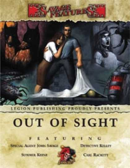 Role Playing Games - Savage Features #01 - Out of Sight