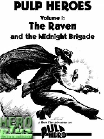 Role Playing Games - The Raven and the Midnight Brigade - PDF