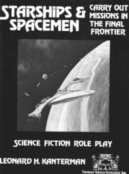 Role Playing Games - Starships & Spacemen