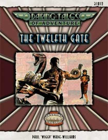 Role Playing Games - Daring Tales of Adventure #07 - The Twelfth Gate