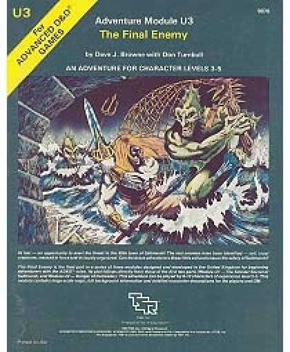 Role Playing Games - U3 - The Final Enemy