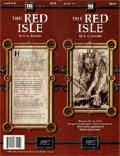 Role Playing Games - The Red Isle