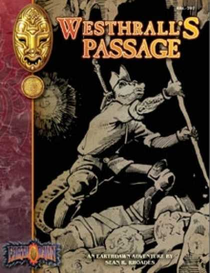 Role Playing Games - Westhrall's Passage: An Earthdawn Shard