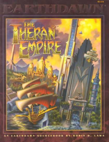Role Playing Games - The Theran Empire