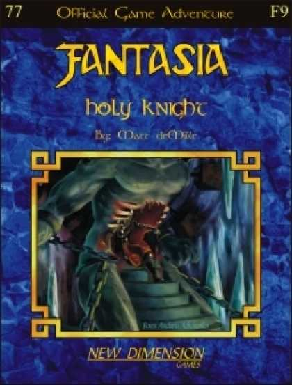 Role Playing Games - Fantasia: Holy Knight--Adventure F9