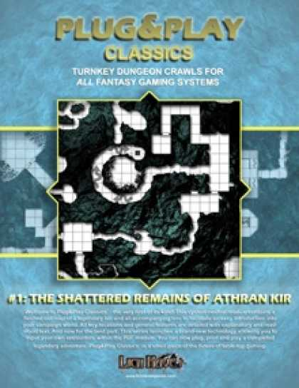 Role Playing Games - Plug&Play Classics 1: Shattered Remains of Athran Kir