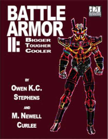 Role Playing Games - Battle Armor II: Bigger, Tougher, Cooler