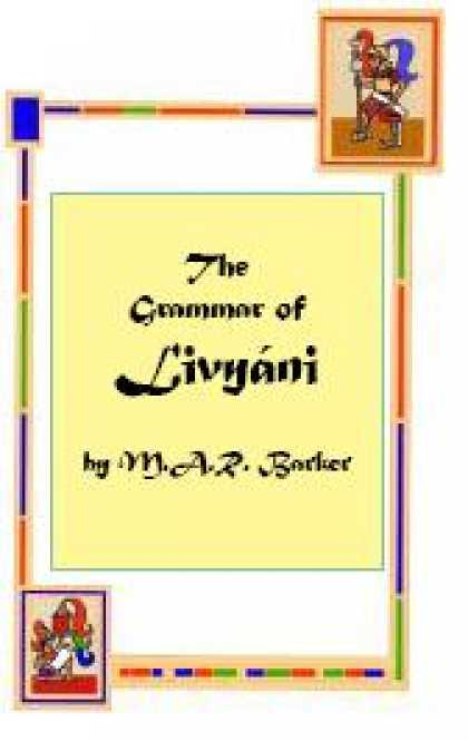 Role Playing Games - The Grammar of Livyani