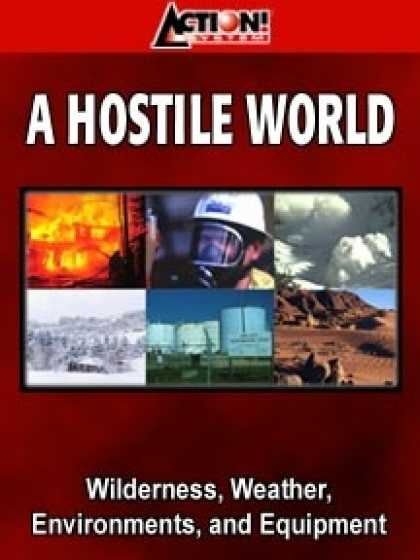 Role Playing Games - A Hostile World