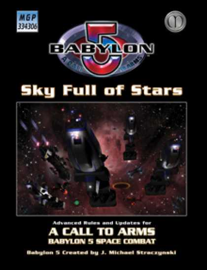 Role Playing Games - Babylon 5: Sky Full of Stars