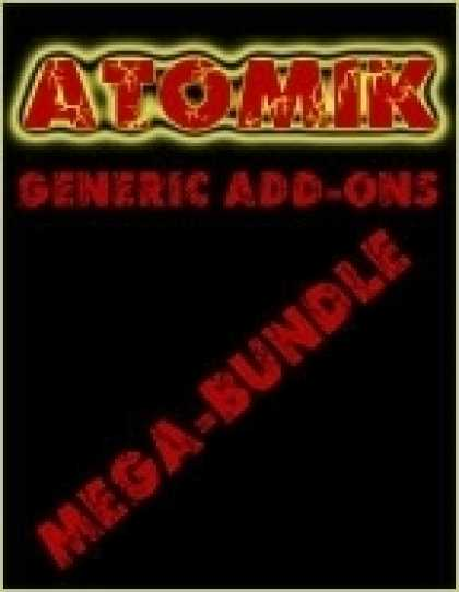 Role Playing Games - Atomik Mega-Bundle [BUNDLE]