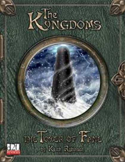 Role Playing Games - The Tower of Fane