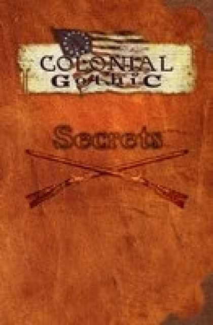 Role Playing Games - Colonial Gothic: Secrets