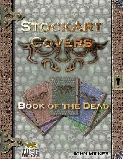 Role Playing Games - StockArt Covers: Book of the Dead
