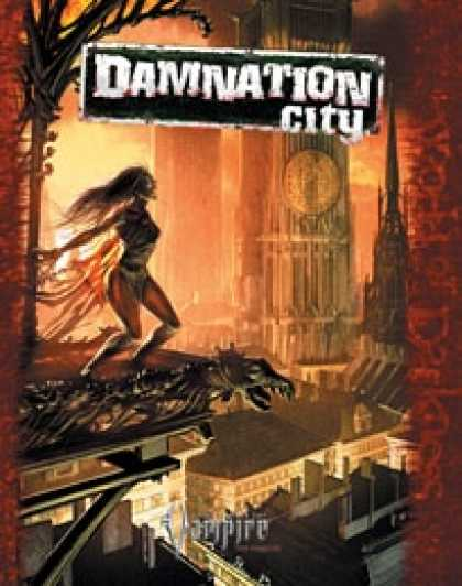 Role Playing Games - Damnation City