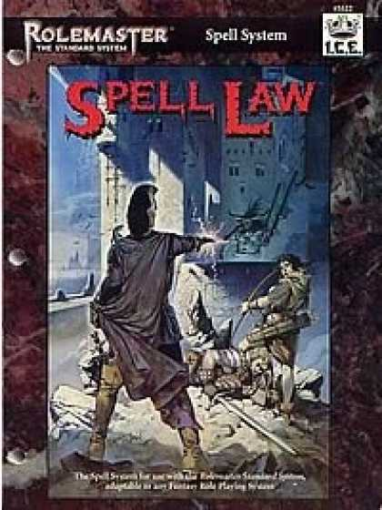 Role Playing Games - Spell Law (1995) PDF