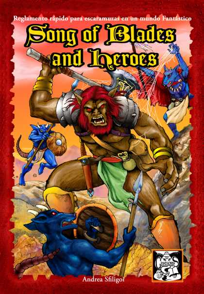 Role Playing Games - Song of Blades and Heroes- Versión en Castellano