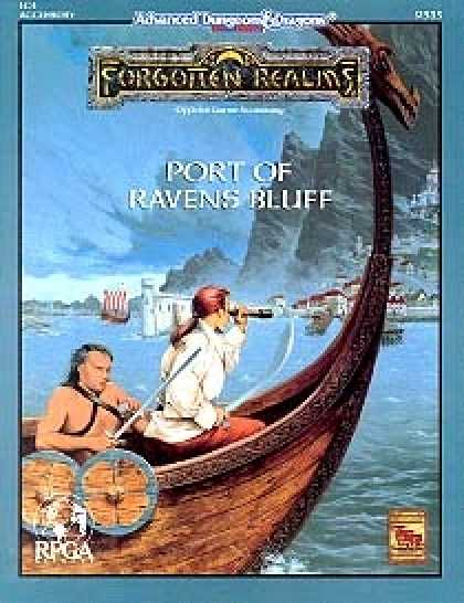 Role Playing Games - Port of Ravens Bluff