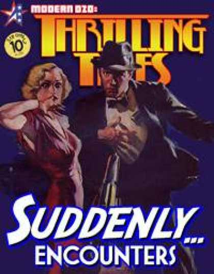 Role Playing Games - THRILLING TALES: Suddenly...Encounters