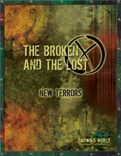 Role Playing Games - DW: The Broken and The Lost: New Terrors