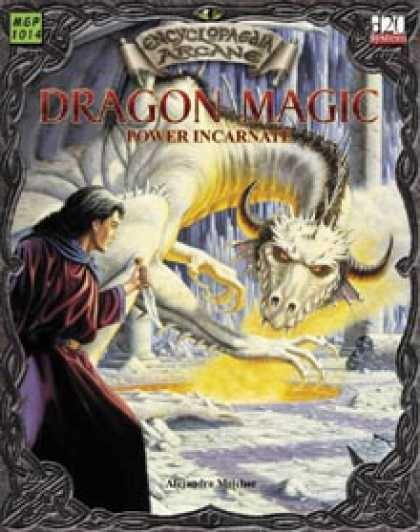 Role Playing Games - Encyclopaedia Arcane Dragon Magic