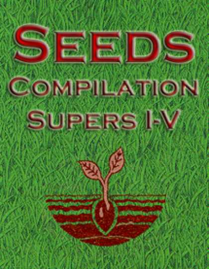 Role Playing Games - Seeds Compilation: Supers I-V