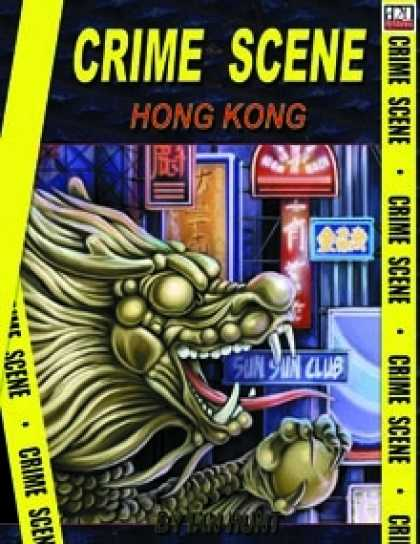 Role Playing Games - Crime Scene: HONG KONG