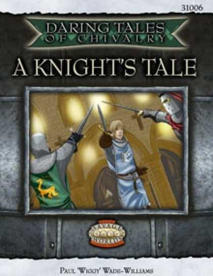 Role Playing Games - Daring Tales of Chivalry #01: A Knights Tale