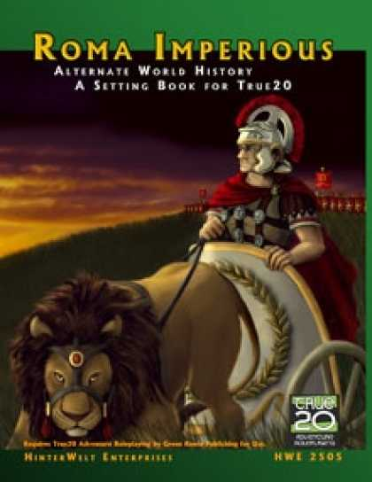 Role Playing Games - Roma Imperious True20