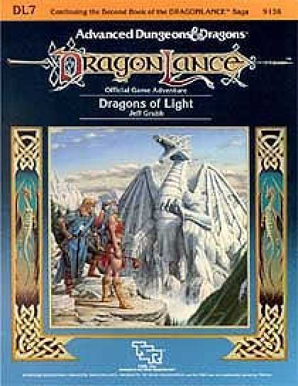 Role Playing Games - Dragons of Light