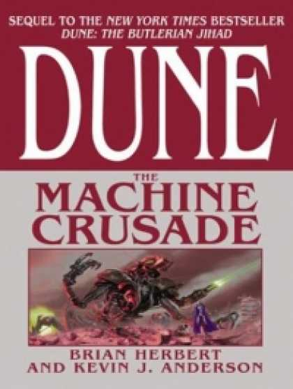 Role Playing Games - Dune: The Machine Crusade
