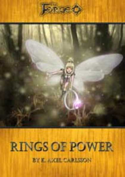 Role Playing Games - Rings of Power