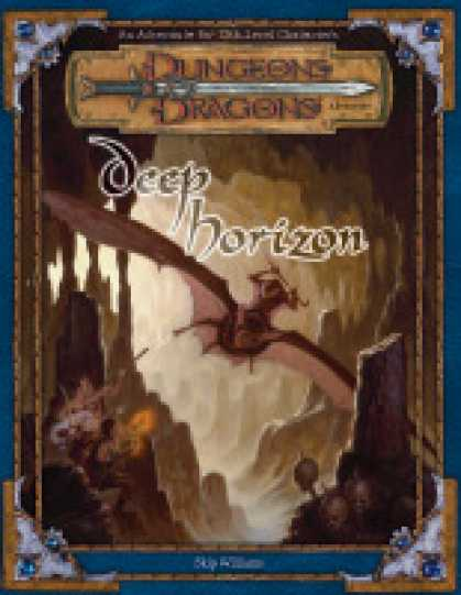 Role Playing Games - Deep Horizon