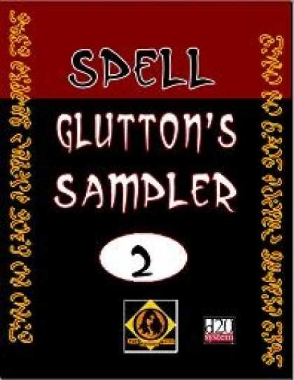 Role Playing Games - The Spell Glutton's Sampler, Vol. 2