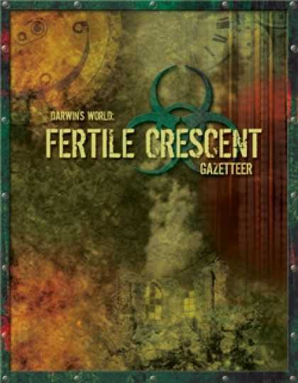 Role Playing Games - Darwin's World: The Fertile Crescent Gazetteer