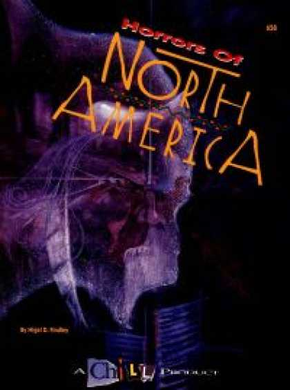 Role Playing Games - Horrors of North America