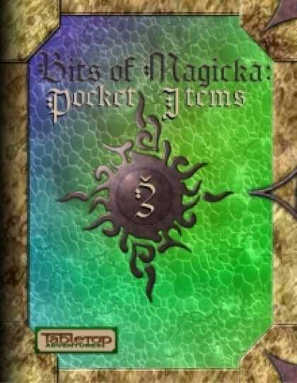 Role Playing Games - Bits of Magicka: Pocket Items
