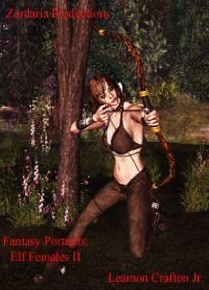 Role Playing Games - Fantasy Portraits: Elf Females II