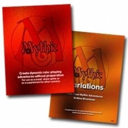 Role Playing Games - Mythic Bundle [BUNDLE]