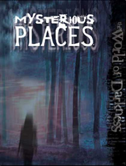 Role Playing Games - World of Darkness: Mysterious Places