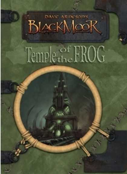 Role Playing Games - Temple of the Frog