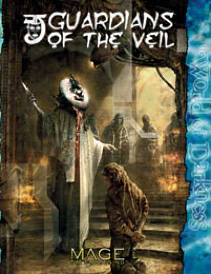 Role Playing Games - Guardians of the Veil