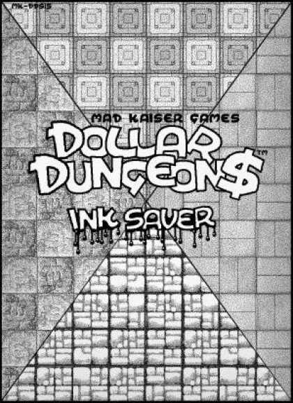 Role Playing Games - DOLLAR DUNGEON$-Ink Saver